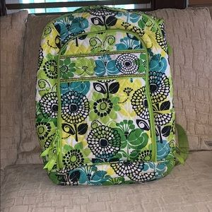 DISCONTINUED PATTERN VERA BRADLEY BACKPACK